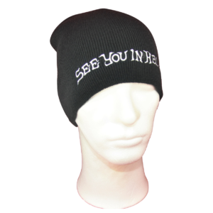 SEE YOU IN HELL – kulich / beanie